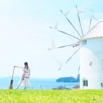 """【取材記事】ここはギリシャ!?国内旅行とは思えない""""心ときめく小豆島"""""""